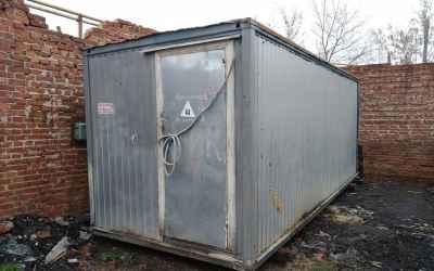 Аренда, продажа строительных бытовок, контейнеров - Тамбов