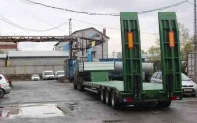 Аренда услуги перевозки трал-эвакуатор 40 тонн - Тамбов