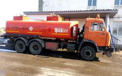 Доставка топлива цистерной бензовозом - Рассказово