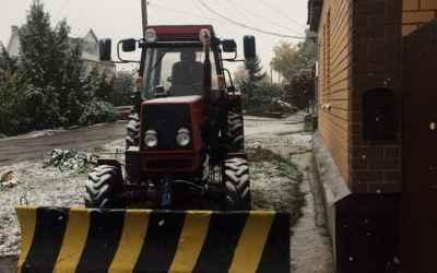 Уборка улиц и дорог от снега - Тамбов, цены, предложения специалистов