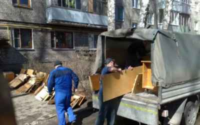 Вывоз строительного Мусора Хлама. Старой мебели - Тамбов, цены, предложения специалистов